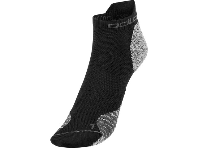 Odlo Ceramicool Run Socks Low black